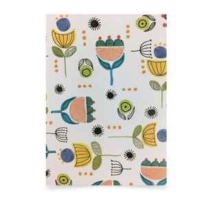 card design using Nadege Honey's illustrations