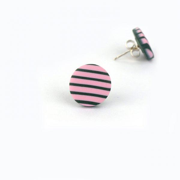 BRETON stud earrings by nadege honey