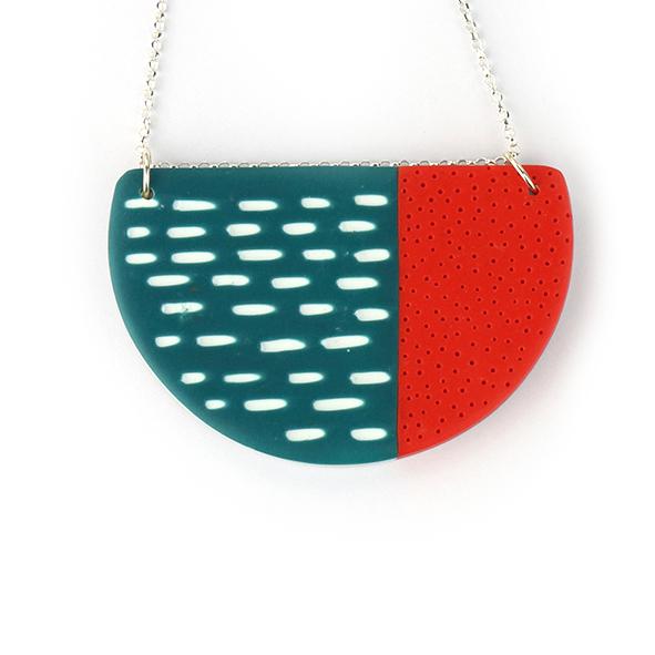 DOODLE necklace by nadege honey