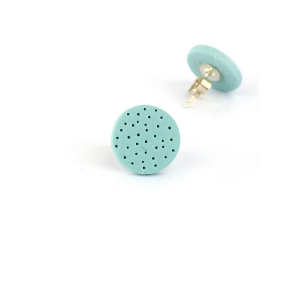 signature studs by nadege honey