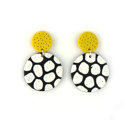 SIGNATURE contemporary earrings