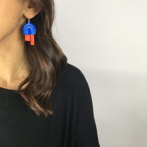 SHAPE earrings by Nadege Honey