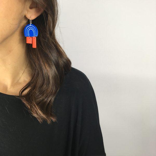 SHAPE earrings by Nadege Honey