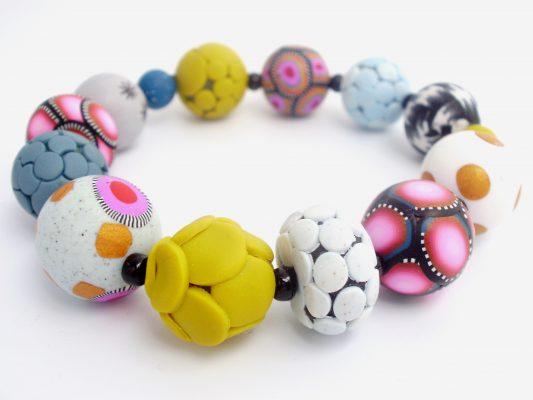MUSTARD Bracelet by Nadege Honey