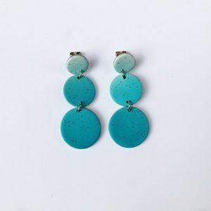 Statement earrings by nadege honey